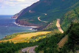 cape breton highway first