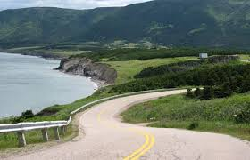 cape breton highway second